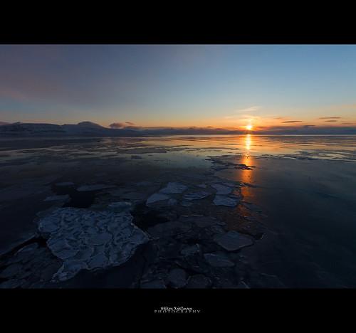 Isfjorden by Håkon Kjøllmoen, Norway