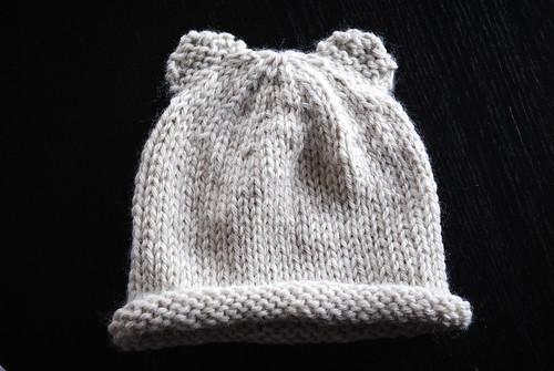 Gilda Knits Baby Bear Hat Pattern