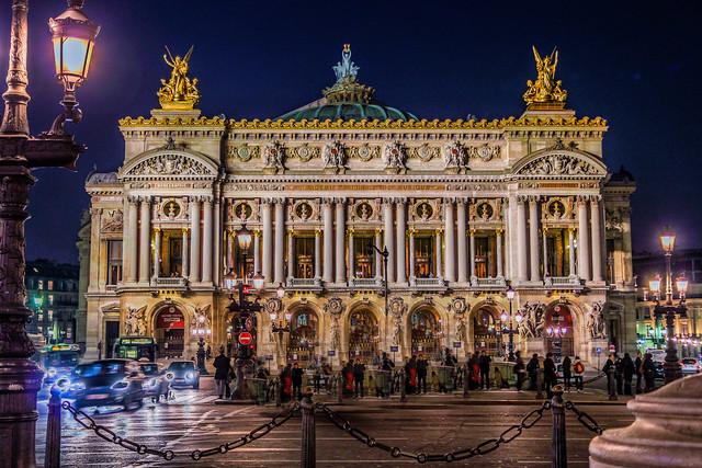 L'Opéra Garnier