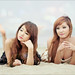 Hot Girls on the Beach by FACE2FACE STUDIO - 0987434666   0904653453