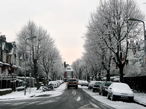 Willesden Green - Snow Road