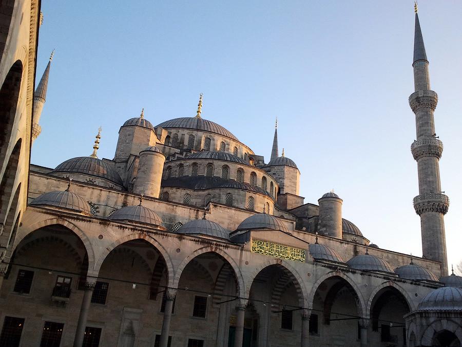 Стамбул. Волшебная Каппадокия. Турция © Kartzon Dream - авторские путешествия, авторские туры в Индию, тревел видео, фототуры