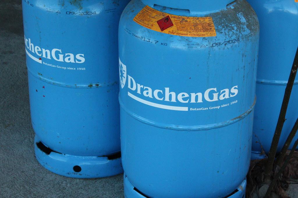 Drachengas ... wie das wohl erzeugt wird?