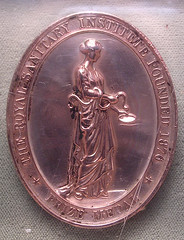 ROYAL SANITARY INSTITUTE medal