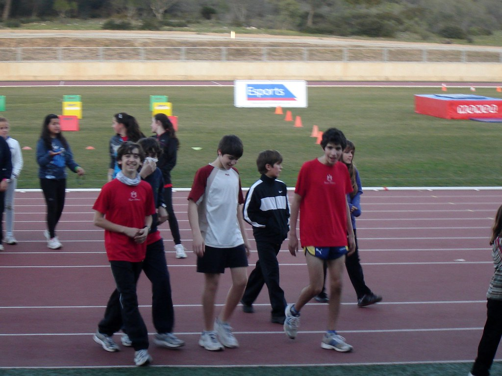 Atletisme - Esport Escolar Magaluf 24-02-2012.