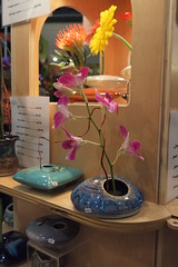 nice Ikebana vases from Maine