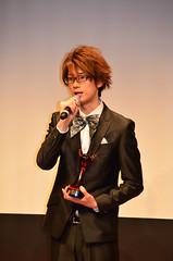 120302 – 『第6回聲優獎[Seiyu Awards]』頒獎典禮! 最佳男性新人:江口拓也