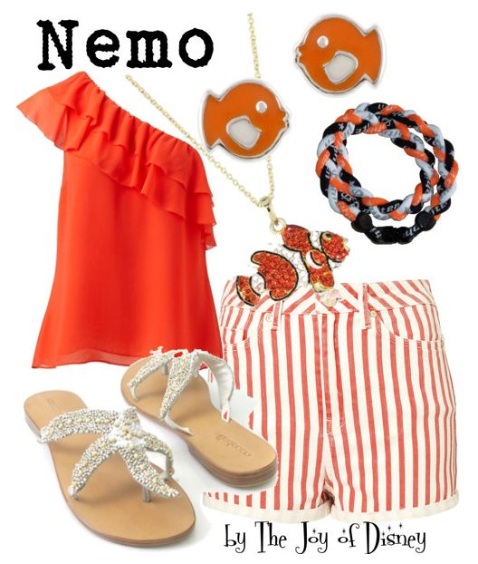 Inspired by: Nemo from Finding Nemo