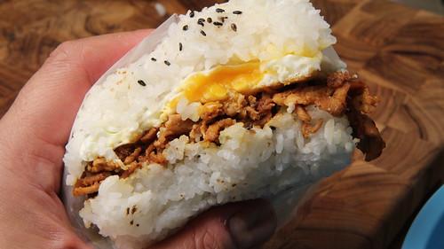 Tocilog sandwich