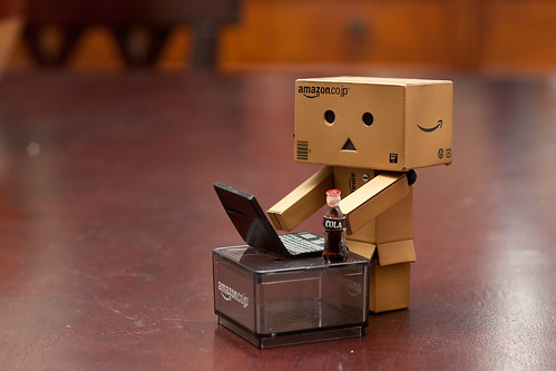 Danbo Emails Home (10/52)
