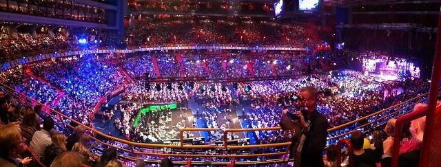 Melodifestivalen 2012, Globen