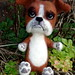 BOXER DOG NEEDLEFELTED1