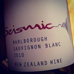 2010 Seismic Sauvignon Blanc