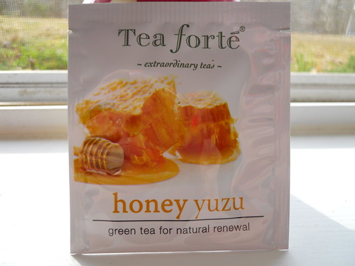 Tea Forte Honey Yuzu