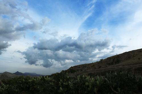 blue sky cloud clouds canon landscape eos heaven view yemen sanaa sana d550