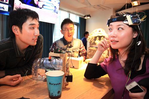 Barcamp Shanghai 2012