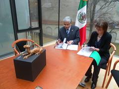 La Galería Nacional de la República Checa recibe colección artística conmemorativa del Bicentenario de México
