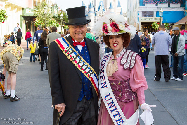 WDW Feb 2012 - Wandering down Main Street U.S.A