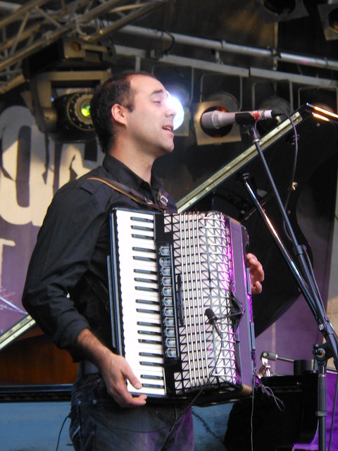 Header of Accordion Player