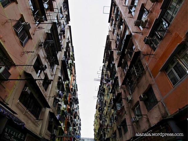 To Kwa Wan Building