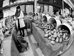 Potato?, St Lawrence Markets, Toronto