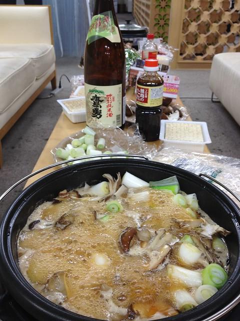 軍鶏鍋フェス