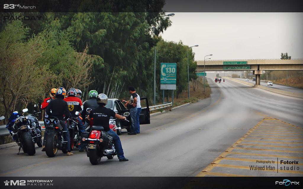 Fotorix Waleed - 23rd March 2012 BikerBoyz Gathering on M2 Motorway with Protocol - 7017516681 2d0a1c01eb b
