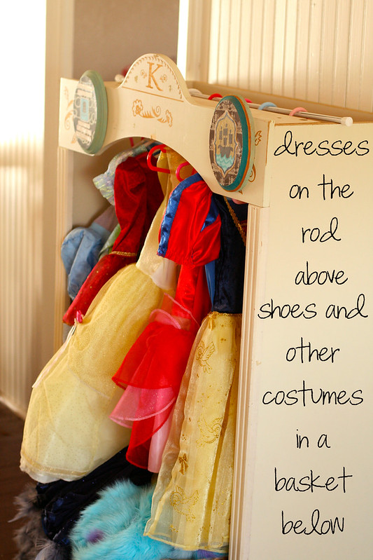 Step 5 | Play Clothes Wardrobe