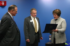 2012 UU ACE Site Ribbon Cutting