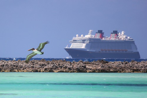 Disney Dream at Castaway Cay