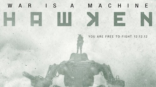 New Hawken Trailer Showed Off at PAX