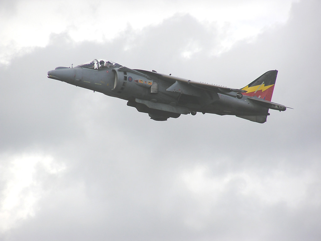 RIAT Harrier