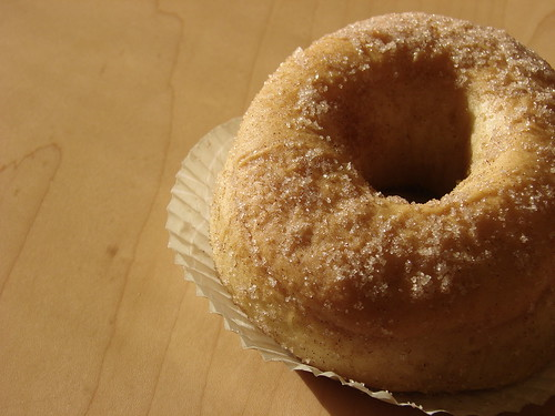 Ceylonese Cinnamon Doughnut from Baked by Butterfield