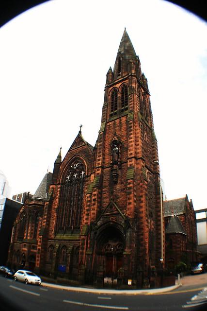St Columba Church, St Vincent St