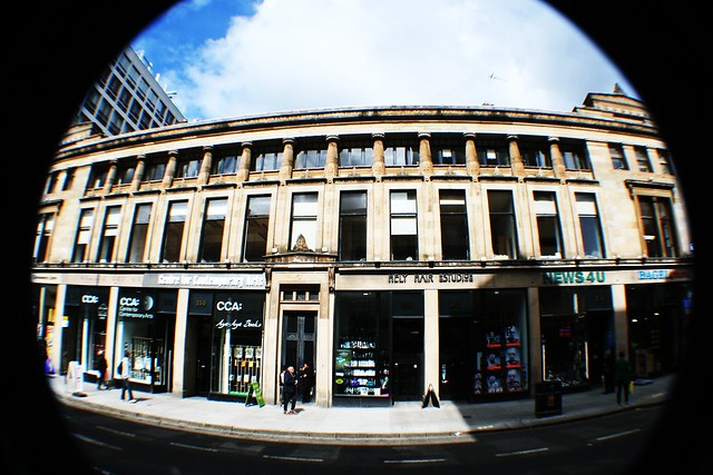 Grecian Buildings, Sauchiehall Street
