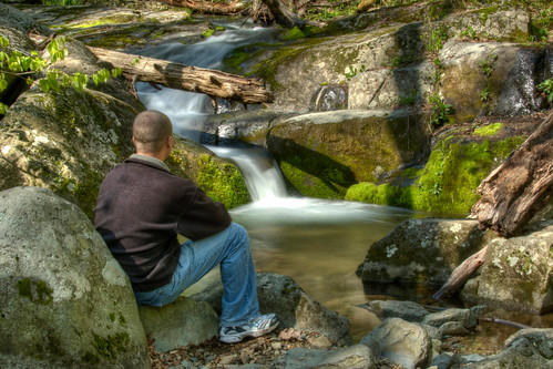waterfall nationalpark nikon outdoor hiking hdr d300 18200mm photomatix neutraldensity nationalparkweek