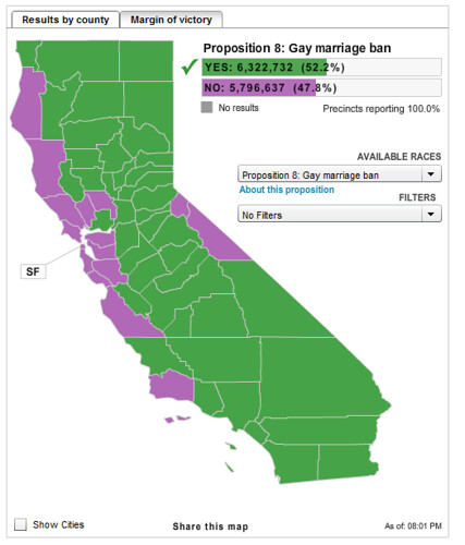Most Gay Friendly States 9