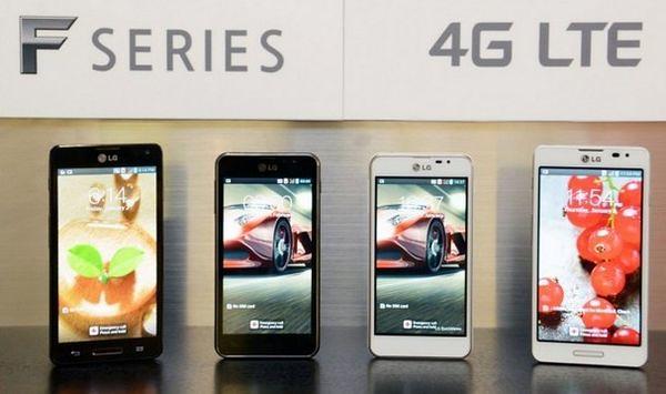 цена LG Optimus F5