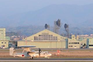 E-2Cホークアイ@小松。