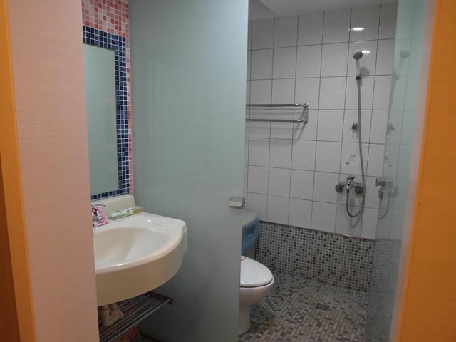 健新醫院月子中心,$1,800 的房型的衛浴