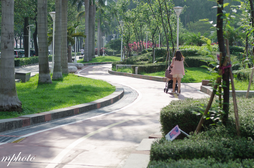 台中 文心森林公園 FIFI