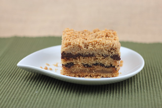 Peanut Butter Crunch Cake, Squared Recipes — Dishmaps