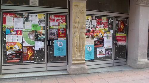 Local Cerrado Calvo Sotelo Logroño Paseo de las Cien Tiendas