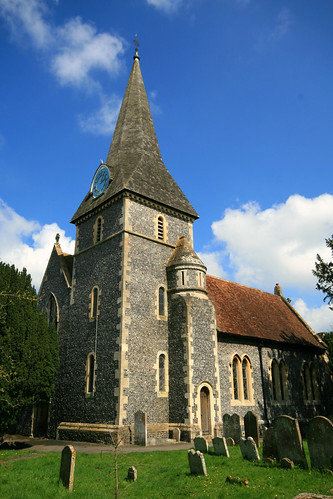 St Peter, Bridge, Kent