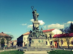 A few landmarks from Arad, my hometown.