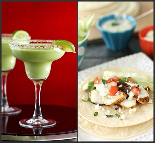 Link-Up: Cinco de Mayo Recipes - Cocktails & Food #cincodemayo #recipe