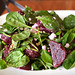 Spinach, beetroot and feta salad @ Food For Me, Victoria Park