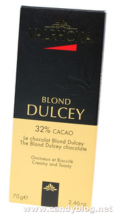 Valrhona Blond Dulcey