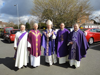 140323 - Mass and Induction of Bishop John - Tenterten