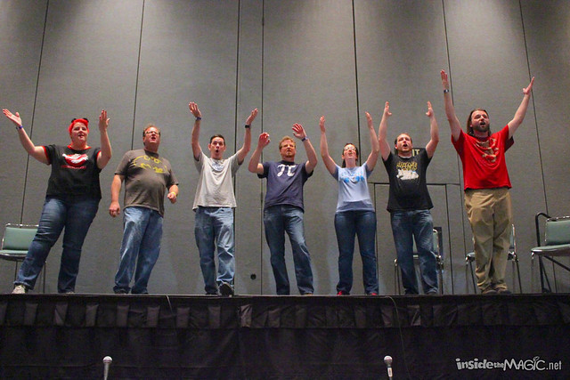 Six Degrees Improv at MegaCon 2014